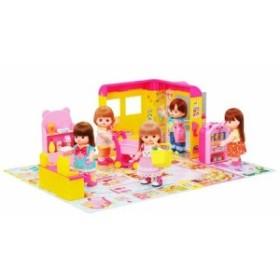 メルちゃん みんなでいこうよ!おかいものスーパーマーケット  おもちゃ こども 子供 女の子 人形遊び 小物 3歳~