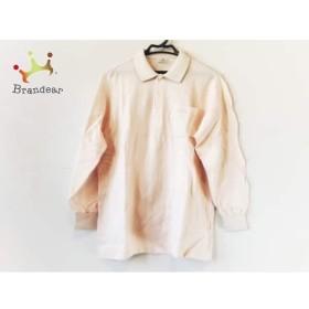 ダンヒル dunhill/ALFREDDUNHILL 長袖ポロシャツ サイズL メンズ ピンク sport   スペシャル特価 20190708