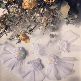 7829b924a170f 結婚式・成人式に ブルー紫陽花が素敵なヘッドドレス 通販 LINEポイント ...