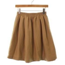 ROPE PICNIC / ロペピクニック レディース スカート 色:ベージュ サイズ:38(M位)
