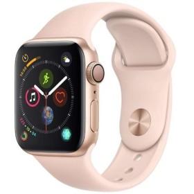 Apple Watch Series 4 GPSモデル 40mm MU682J/A ピンクサンドスポーツバンド