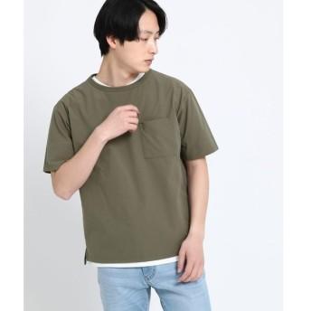 THE SHOP TK / ザ ショップ ティーケー プライムフレックスビッグシルエットTシャツ
