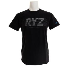 ライズ(RYZ) COURIER MFX ショートスリーブTシャツ 869R9CD6307 BLK (Men's)