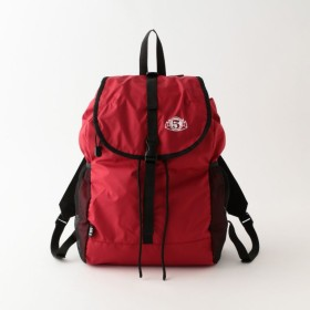 【ファイブレイクス・アンド・エムティー(5LAKES & MT)】 【透湿防水素材】ポケッタブルバックパック 赤