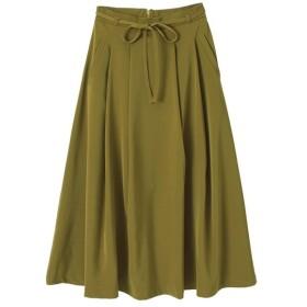 [マルイ]【セール】フロントリボンタックフレアスカート/ティティベイト(titivate)