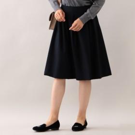 SALE【マッキントッシュ フィロソフィー ウィメン(MACKINTOSH PHILOSOPHY WOMEN)】 ソフトウールジョーゼット スカート ネイビー