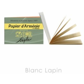 パピエダルメニイ PAPIER D'ARMENIE トリプル 1冊(36回分) [000113]