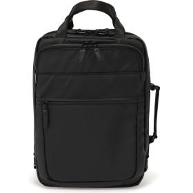 P.I.D P.I.D ピーアイディー 撥水ビジネスリュック ビジネスバッグ,ブラック