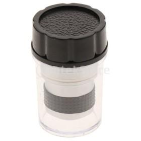 生物学的化合物顕微鏡用の100倍オイルスプリング色消し対物レンズ