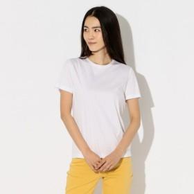 【マッキントッシュ ロンドン ウィメン(MACKINTOSH LONDON WOMEN)】 【The Essential Collection】スーピマコットンスムースTシャツ 【The Essential Collection】スーピマコットンスムースTシャツ オフホワイト