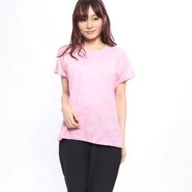 アディダス adidas レディース フィットネス 半袖Tシャツ W M4T グラデーション ルーズTシャツ DV2209