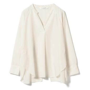 Ray BEAMS / バック ドロスト スキッパーシャツ レディース カジュアルシャツ WHITE ONE SIZE
