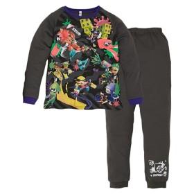 【スプラトゥーン2】光るパジャマDX(男の子 女の子 子供服 ジュニア服) キッズパジャマ