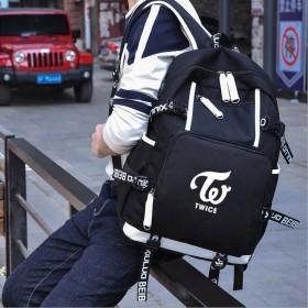 TWICEバッグ コンサート 応援 鞄 グッズ リュック 通学 通勤 ショルダーバッグ 韓流 ドラック コンサート 安い