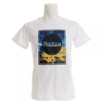 エアボーン(ARBN) SEA BOX 半袖Tシャツ AB99AW1178 WHT(Men's)