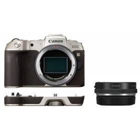 CANON EOS RP(ゴールド) マウントアダプターSPキット ゴールド [ミラーレス一眼カメラ(2620万画素)] デジタル一眼カメラ