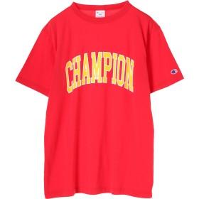 【6,000円(税込)以上のお買物で全国送料無料。】ChampionカレッジプリントTシャツ