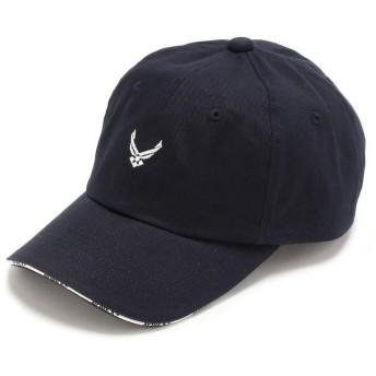アヴィレックス USAF ロゴ キャップ/USAF LOGO CAP メンズ NAVY F 【AVIREX】