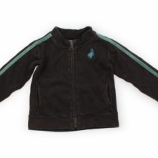 e190f71e3f24a ワスク WASK ジップアップトレーナー 95サイズ 男の子 USED子供服 ...