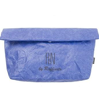 シルバーバレット RN by Raffinitoタイベッククラッチバッグ メンズ ブルー系1 FREE(フリーサイズ) 【SILVER BULLET】