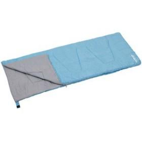 キャプテンスタッグ 封筒型シュラフ 洗えるシュラフ600   ブルー