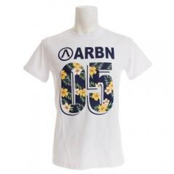 エアボーン(ARBN) CMYK 05 半袖Tシャツ AB99AW1177 WHT(Men's)