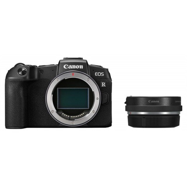 CANON EOS RP マウントアダプターキット [ミラーレス一眼カメラ(2620万画素)] デジタル一眼カメラ