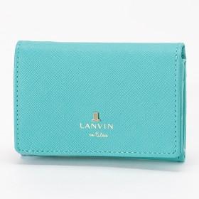 [マルイ] リュクサンブールカラー コンパクト三つ折り財布/ランバンオンブルー(LANVIN en Bleu)