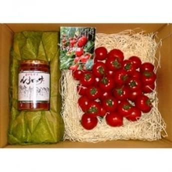 トマト物語 (フルーツトマト300g×3袋、ルナロッサ1本)