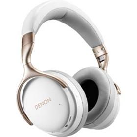 ブルートゥースヘッドホン AHGC30WTEM ホワイト [ハイレゾ対応 /マイク対応 /Bluetooth /ノイズキャンセリング対応]