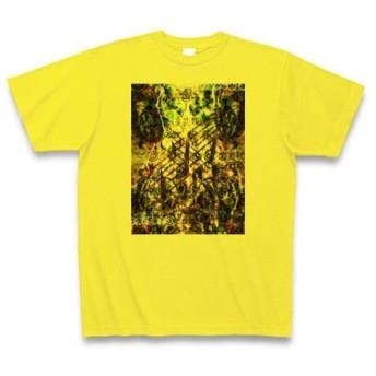 有効的異常症候群風雷◆アート◆ロゴ◆ヘビーウェイト◆半袖◆Tシャツ◆デイジー◆各サイズ選択可
