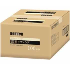 ドトール ドリップパック 深煎りブレンド(6.5g100袋入)[ドリップパックコーヒー]