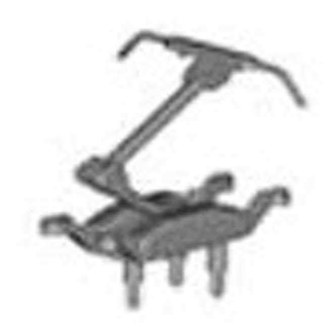 ホビーセンターカトー 【再生産】(N) 4702-1F E326 パンタグラフ ホビーセンターカトー4702-1F【返品種別B】