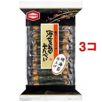 亀田製菓 海苔巻せんべい (10枚入3コセット)