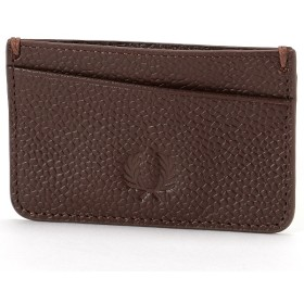 [マルイ] 【19SS】Scotch grain Leather Card Holder/フレッドペリー(雑貨)(FRED PERRY)