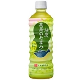 【コカ・コーラ社】綾鷹茶葉のあまみ 525mlPET ×24本