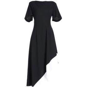 《セール開催中》LOEWE レディース ミニワンピース&ドレス ブラック S ポリエステル 100%
