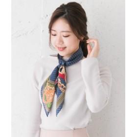 RODE SKO(ロデスコ) ファッション雑貨 バンダナ・スカーフ ベルト柄スカーフ