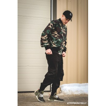 カーゴパンツ - FOREVER 21【MEN】 【カーゴパンツ】ロングパンツ 茶色 ブラウン XS S M L ストリート f21