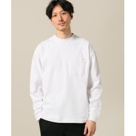 【30%OFF】 ジョイントワークス ROUNDHOUSEJW Heavy weight L/S メンズ ホワイト S 【JOINT WORKS】 【セール開催中】