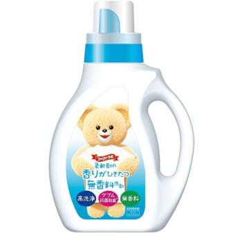 NSファーファ・ジャパン ファーファ液体洗剤香りひきたつ無香料本体1.0KG