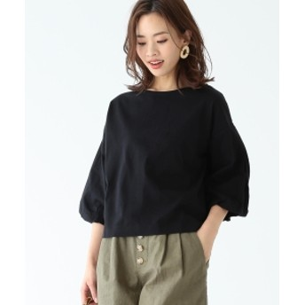 B:MING by BEAMS / コンパクト天竺 プルオーバー 19SS レディース カットソー BLACK ONE SIZE