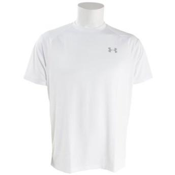 アンダーアーマー(UNDER ARMOUR) テック 2.0 トレーニングTシャツ #1326413 WHT/OVC AT (Men's)