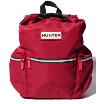 ハンター ORIGINAL MINI BACKPACK NYLON ユニセックス ミリタリーレッド メーカー指定サイズ 【HUNTER】