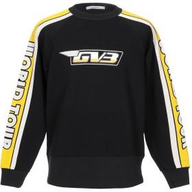 《期間限定 セール開催中》GIVENCHY メンズ スウェットシャツ ブラック M コットン 100%