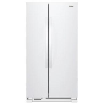 Whirlpool 惠而浦 640公升 WRS312SNHW 對開門冰箱 全球第一品牌Embraco壓縮機