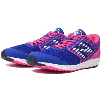(NB公式) ≪ログイン購入で最大8%ポイント還元≫ NB HANZO J YOUTH P2 (PURPLE/BLUE) ランニングシューズ/靴 ニューバランス newbalance