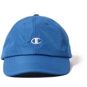 【予約】Champion / 別注 カラー ロゴ キャップ レディース キャップ BLUE ONE SIZE