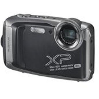 防水・防塵・耐衝撃・防寒 コンパクトデジタルカメラ FinePix(ファインピックス) XP140 ダークシルバー FX-XP140DS