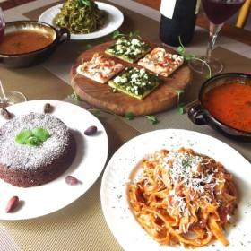 お中元ギフトにも ️身体に嬉しい自然食品♪無添加イタリアンディナーセット
